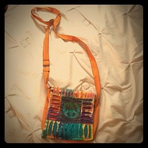 Handbags - Small boho crossbody bag